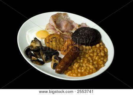 Grilled Breakfast