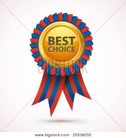 Vector best choice award.