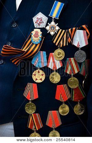 Veteranos de la WWII