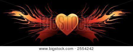 Vector Valentine Heart