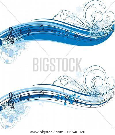 banner musical de Inverno