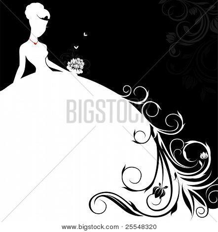 beautiful bride banner
