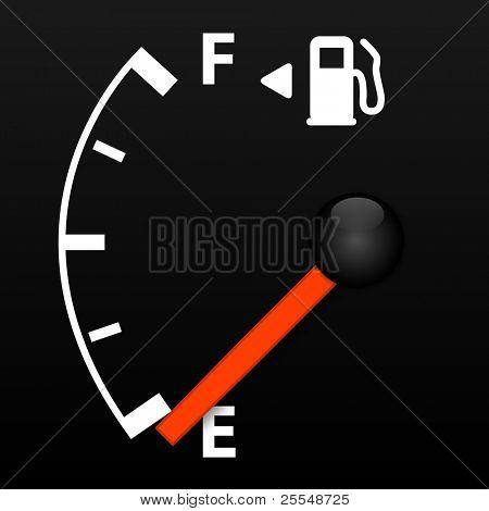 Vektor-Gas-Messgerät