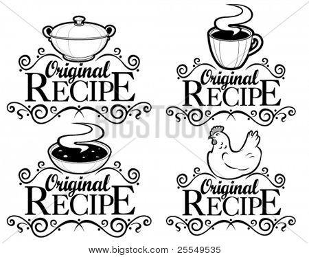 Original Recipe Seals