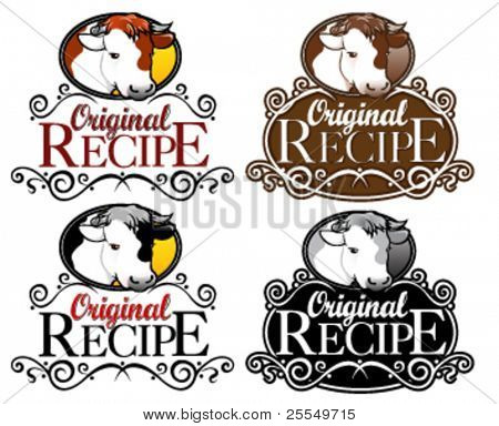Original Recipe Seal Beef Version