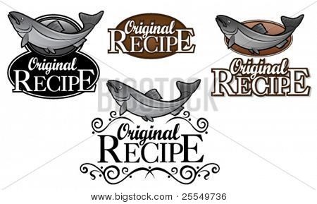 Original Recipe Fish Version Seal