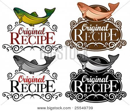 Original Recipe Seal Fish version