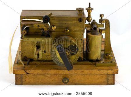 Morse Code Inker