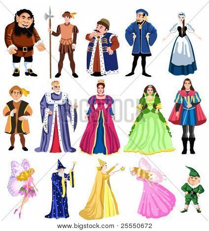 Fairy Tales Zeichen