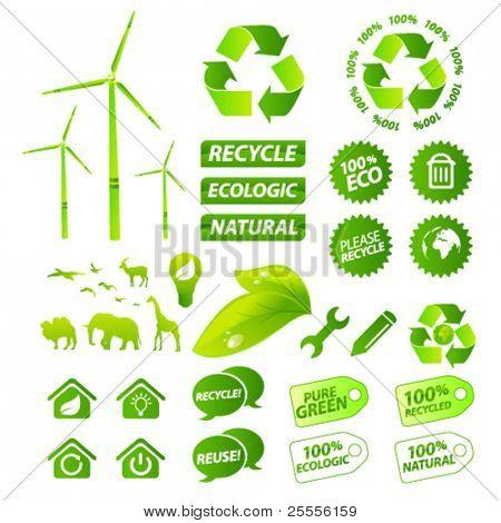 Colección de medio ambiente