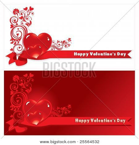 Ornamental heart background for valentine?s day