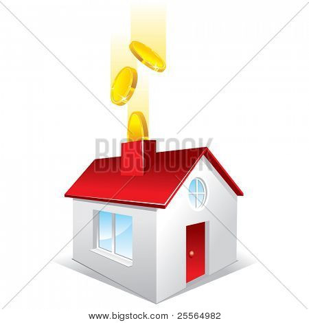 investment in real estate, concept