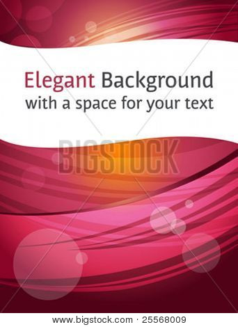Vertical abstract background with the space for a text