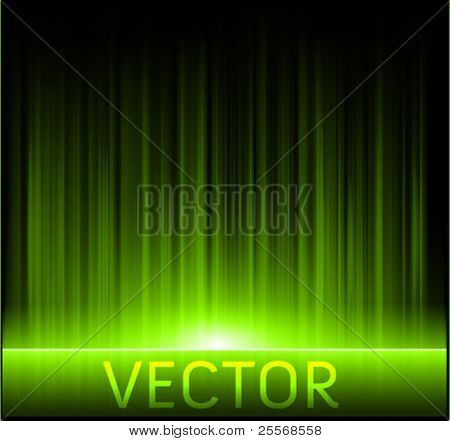 abstract backgrounds brilhante vector verde