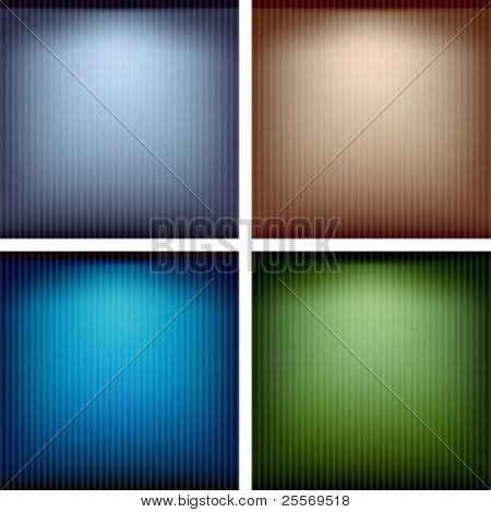 vintage backgrounds vector collection