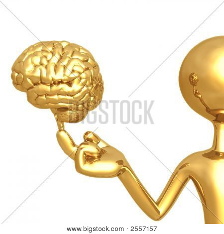 Golden Gehirn