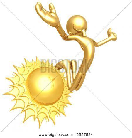 Jump For Joy Sun