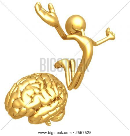 Jump For Joy Brain