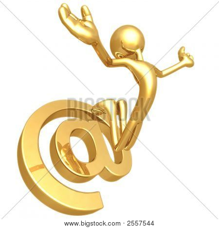 Jump For Joy E-Mail