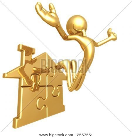 Jump For Joy Realty Puzzle
