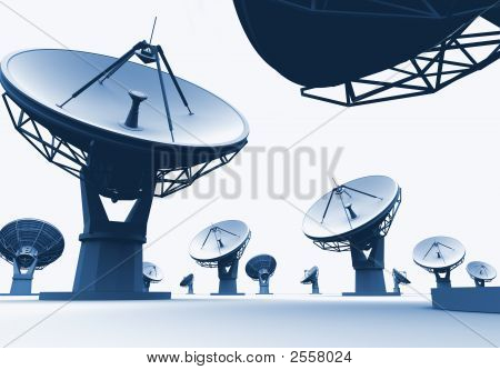 Radiotelescopes