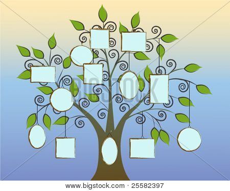 Make your family tree