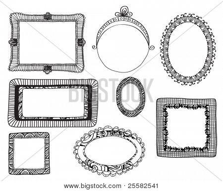 Doodle Rahmen