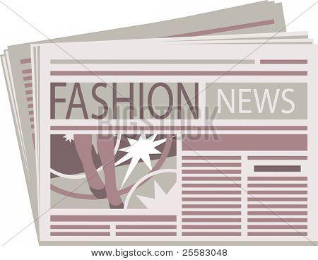 Fashion Newspaper