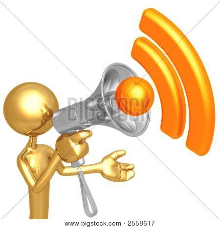 Rss Megaphone