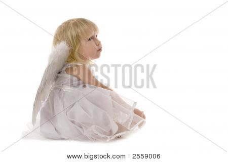 Dreaming Angel