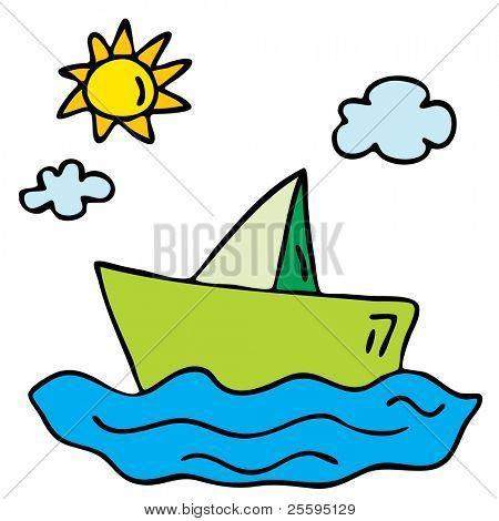 Barcos animado - Imagui