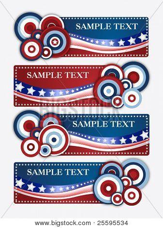 Americana Banners