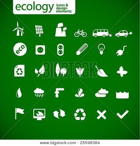 neue Ökologie icons