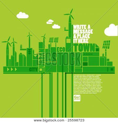 Ciudad Verde eco