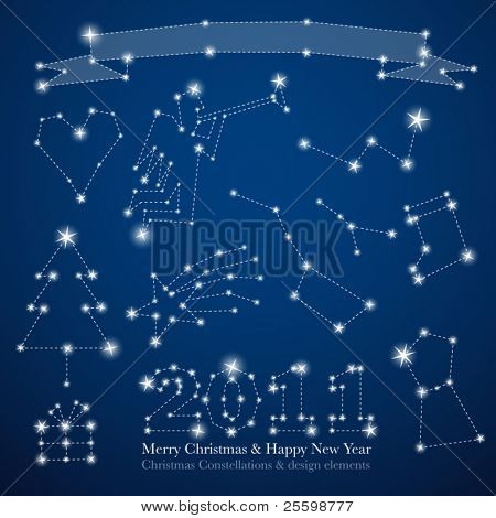 christmas constellations