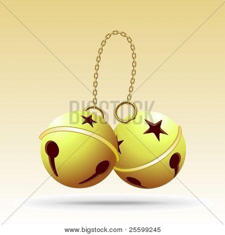 Two golden jingles