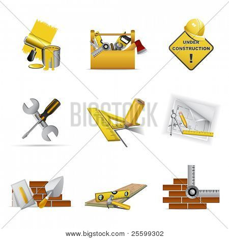 Herramientas de construcción, parte 1