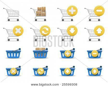 Carros y cestas