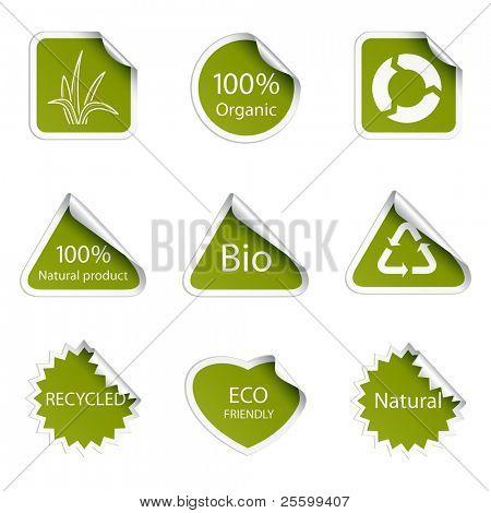 Eco etiquetas