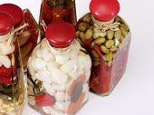 Vinegar Bottles 165