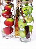 Bottled Fruit 184