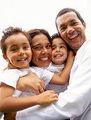 Постер, плакат: Семейной жизни Портрет