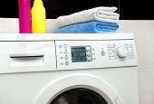 picture of washing-machine  - Laundry - JPG