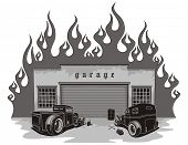 picture of street-rod  - Rat rods garage - JPG