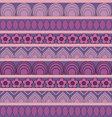Seamless pink pattern