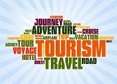 Wordcloud de turismo