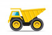 picture of dumper  - Dump truck - JPG