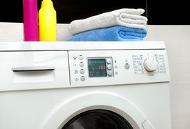 pic of washing-machine  - Laundry - JPG