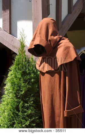 Shrouded Monk