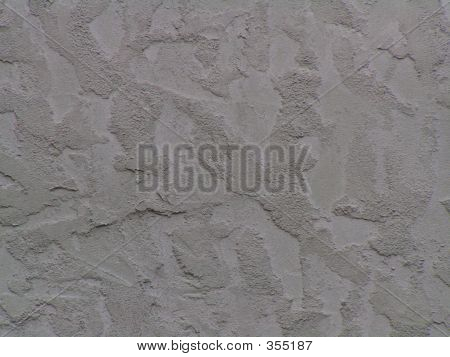 Gray Stucco Wall